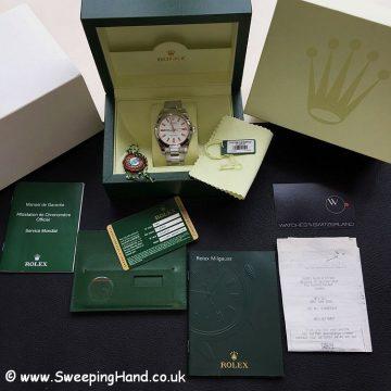 Rolex Milgauss 116400 White -2