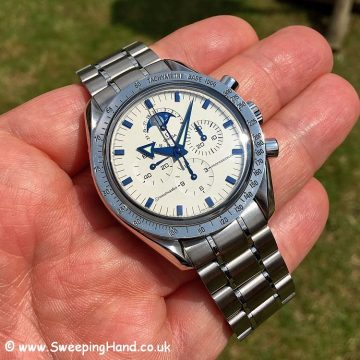 Omega Speedmaster Moonphase 3575.20 10