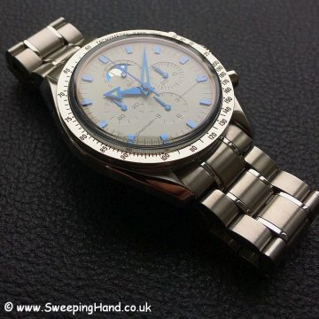 Omega Speedmaster Moonphase 3575.20 8