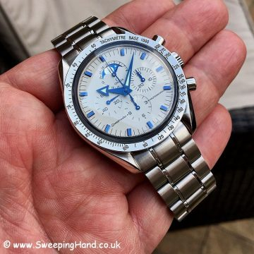 Omega Speedmaster Moonphase 3575.20 9