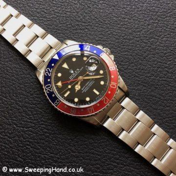 Rolex 16750 GMT