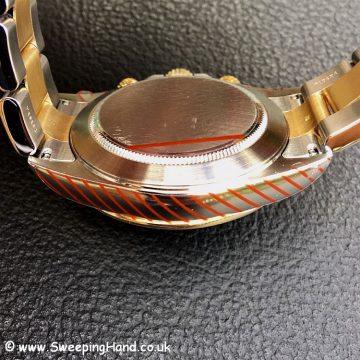 Zenith Rolex 16523 Diamond Dial -4