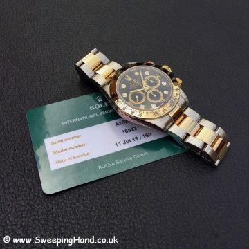Zenith Rolex 16523 Diamond Dial -5