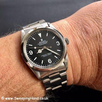 Rolex 1016 Explorer 1
