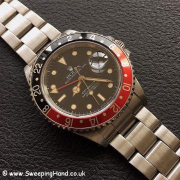 Rolex 16760 GMT Master 2