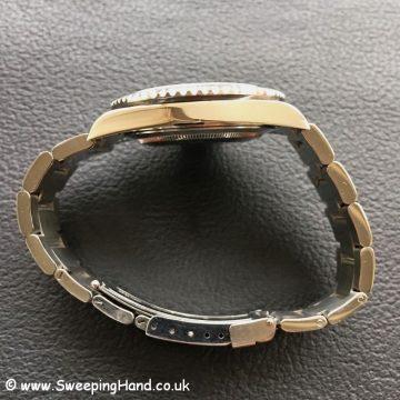 Rolex GMT 16710 Case