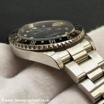 Rolex GMT Master 16710 Stick Dial