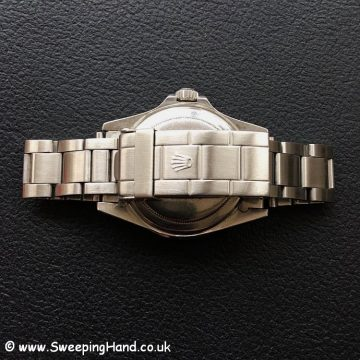 Rolex Red Submariner Bracelet