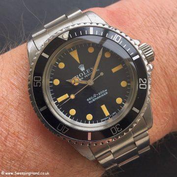 1970 Rolex 5513