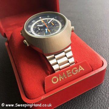 Omega Flightmaster 145.036 -2