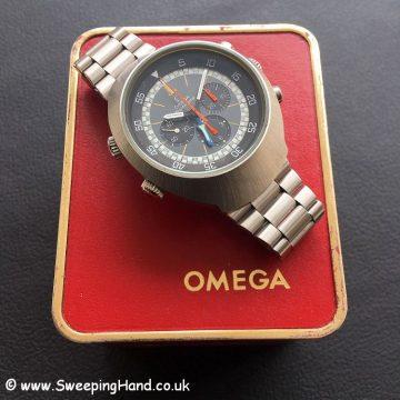 Omega Flightmaster 145.036