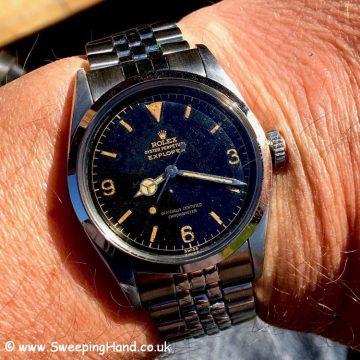 1957 Rolex 6610