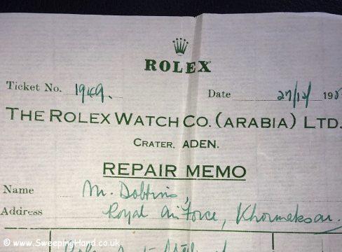 Rolex 6610 Explorer 9