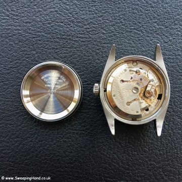 Rolex 6610 Explorer movement