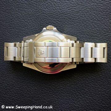 Rolex 5513 Spider Dial Bracelet