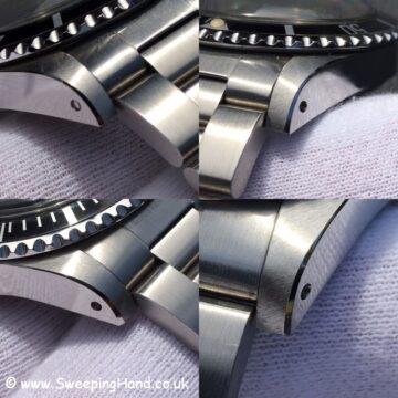 Rolex 5513 Submariner NOS Lugs