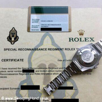 Rolex SRR Submariner 1