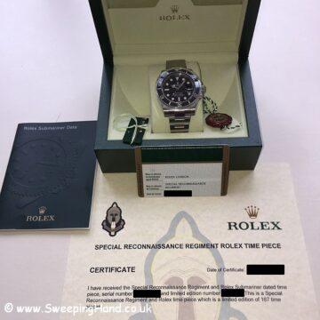 SRR Rolex Sub