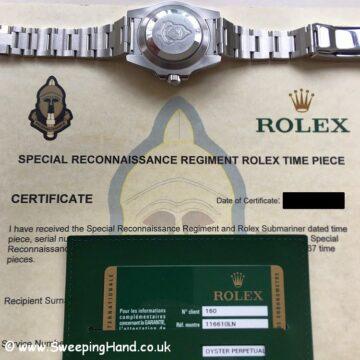 SRR Rolex Submariner