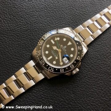 Rolex 116710LN GMT Master 2 -1