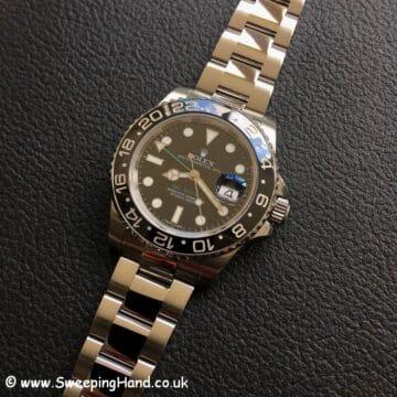 Rolex 116710LN GMT Master 2 -3