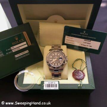 Rolex GMT Master 116710LN -1