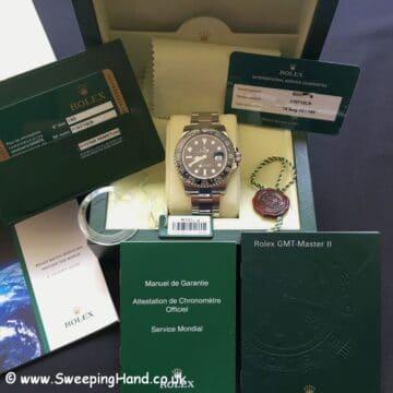 Rolex GMT Master 116710LN -2