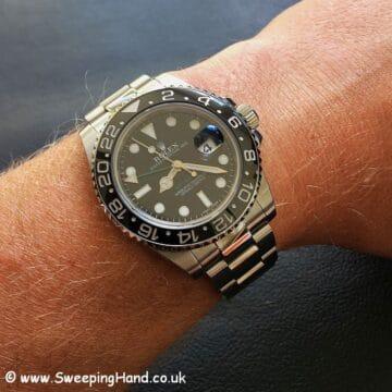 Rolex GMT Master 116710LN -3