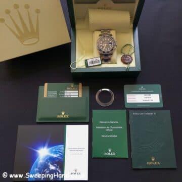 Rolex GMT Master 116710LN -4