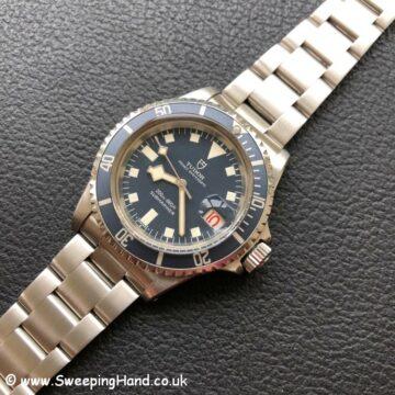 Tudor Submariner Snowflake 7021