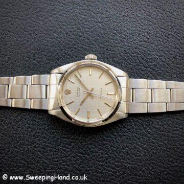 Rolex 6426 Oyster Precision - 3
