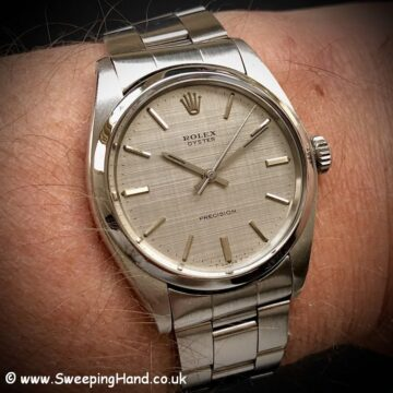 Rolex 6426 Oyster Precision - 5