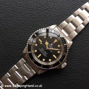 Rolex 5512 Submariner Meters First -2