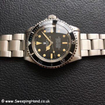 Rolex 5512 Submariner Meters First -8