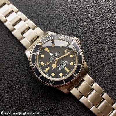 1981 Rolex 1665 Seadweller